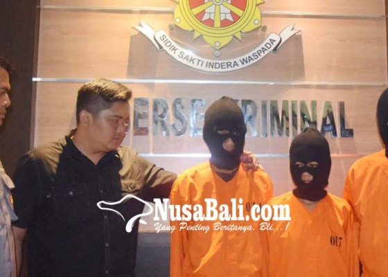 Nusabali.com - bobol-toko-pasangan-kekasih-diringkus