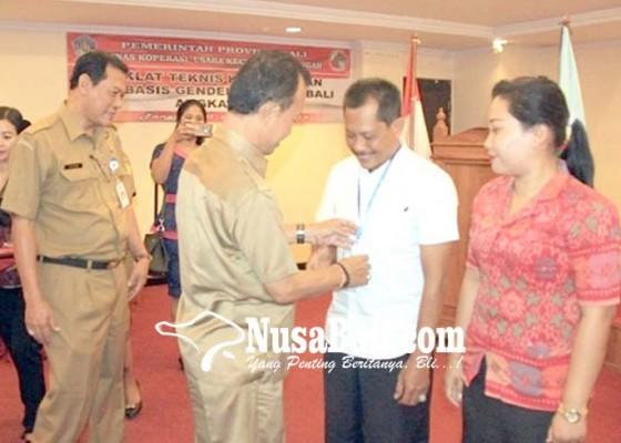 Nusabali.com - serangkaian-hut-koperasi-ratusan-pengurus-koperasi-ikuti-diklat