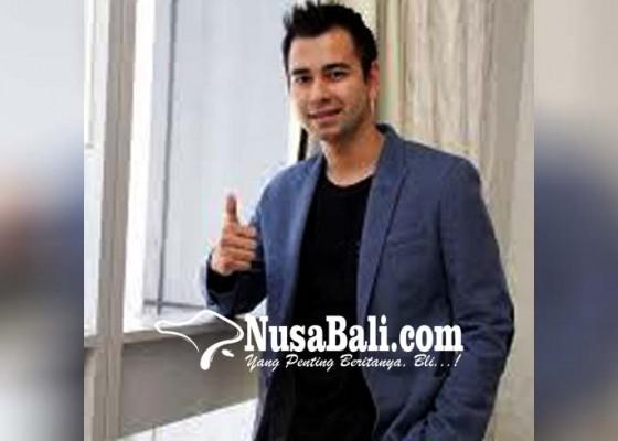 Nusabali.com - raffi-ahmad-berencana-nyaleg-lewat-pan