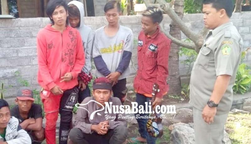 www.nusabali.com-berkeliaran-di-gilimanuk-7-anak-punk-dipulangkan-ke-jawa