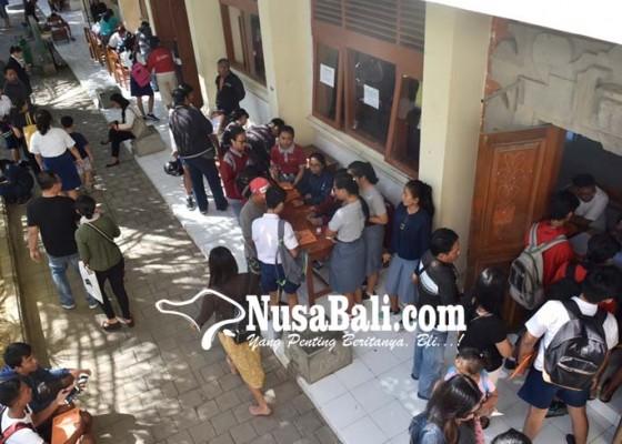 Nusabali.com - piagam-bodong-banjiri-sekolah