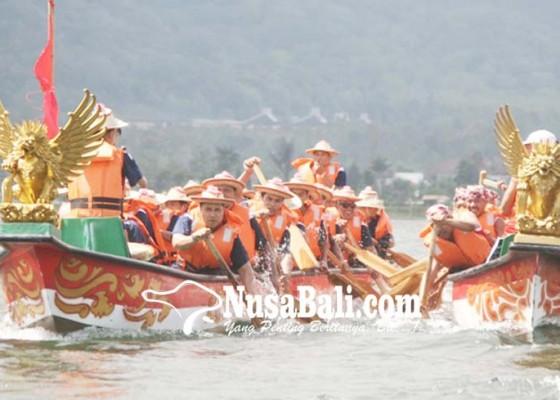 Nusabali.com - lomba-pedau-kembali-meriahkan-twin-lake-festival