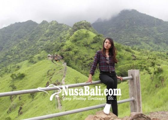 Nusabali.com - perbukitan-batu-kursi-dikembangkan-jadi-tempat-wisata-selfie
