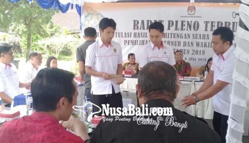 www.nusabali.com-koster-ace-menang-di-seluruh-kecamatan-di-bangli