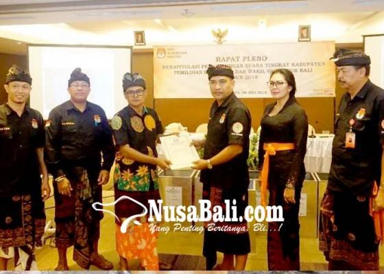 Nusabali.com - kpu-badung-senang-angka-partisipasi-pilgub-tinggi
