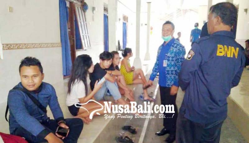 www.nusabali.com-bnnk-gianyar-tes-urine-penghuni-kos