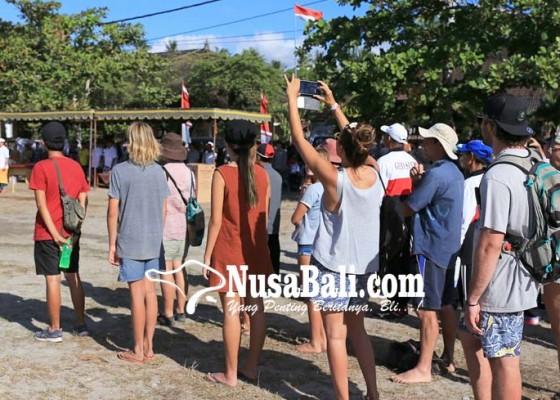 Nusabali.com - wisatawan-meriahkan-porsenides-ped