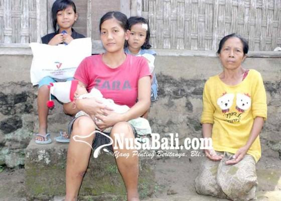 Nusabali.com - suami-meninggal-kebingungan-sekolahkan-anak