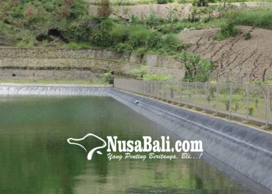 Nusabali.com - embung-tercemar-abu-vulkanik
