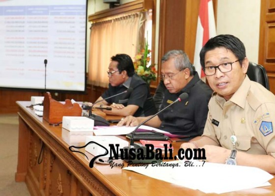 Nusabali.com - bahas-apbd-perubahan-2018-dan-induk-2019-dprd-badung-apresiasi-eksekutif
