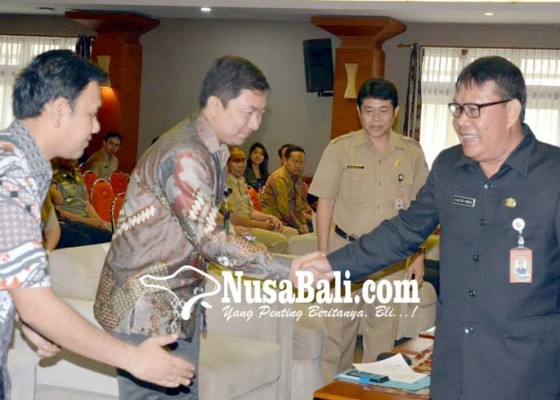 Nusabali.com - pemkot-denpasar-gelar-bimtek-penyusunan-masterplan-smart-city