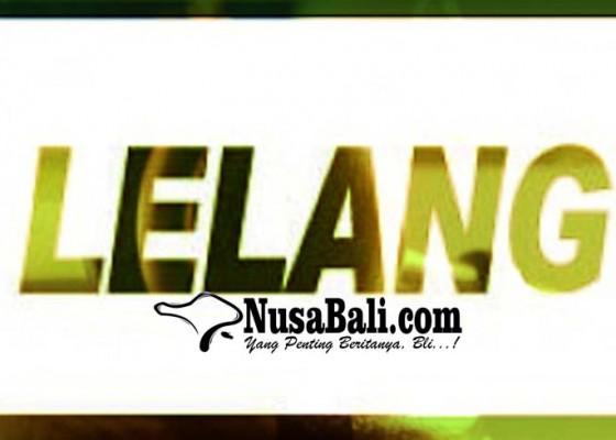 Nusabali.com - sepeda-motor-eks-sedahan-siap-dilelang
