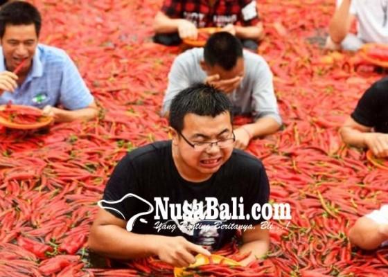 Nusabali.com - makan-50-cabe-dalam-1-menit