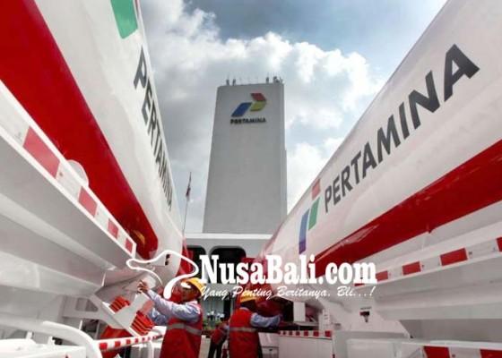 Nusabali.com - pertamina-jamin-distribusi-bbm