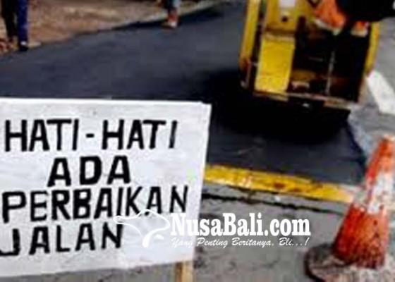 Nusabali.com - pelebaran-simpang-jimbaran-tahun-ini-batal