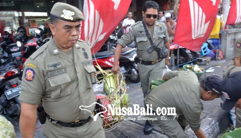 www.nusabali.com-satpol-pp-denpasar-teriak-minta-tambahan-personel