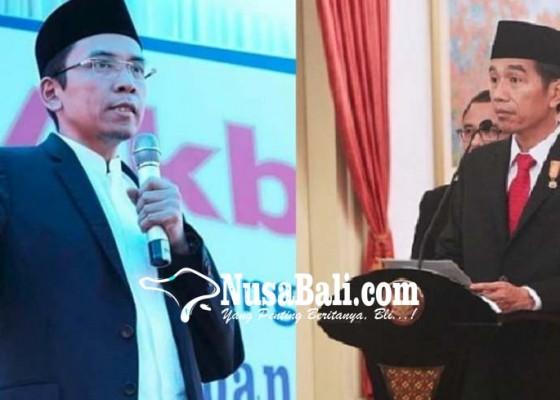 Nusabali.com - tgb-serahkan-kewenangan-ke-jokowi
