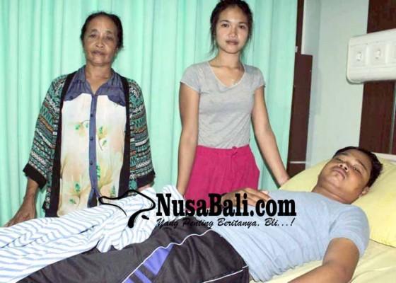 Nusabali.com - pengungsi-menderita-gagal-ginjal-kronis