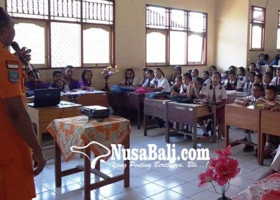 Nusabali.com - smpn-5-busungbiu-undang-basarnas