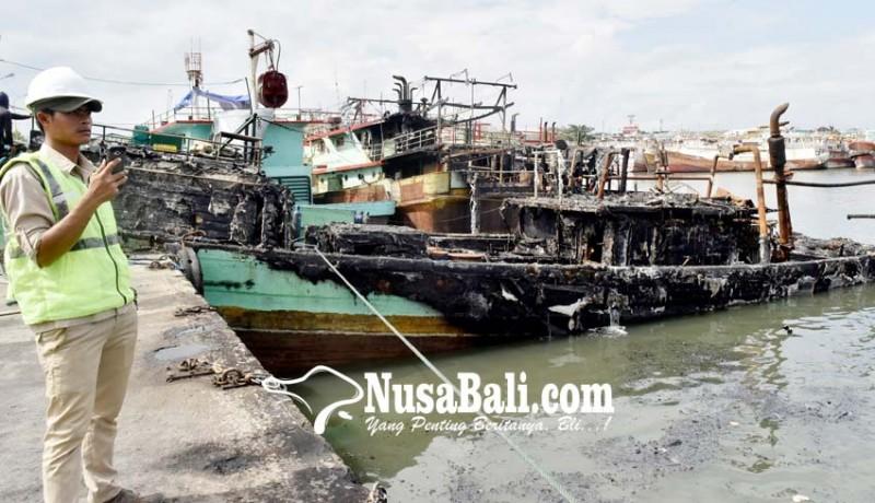 www.nusabali.com-pasca-kebakaran-dlhk-denpasar-minta-tumpahan-oli-dilokalisir