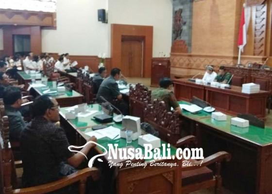 Nusabali.com - banggar-soroti-turunnya-retribusi-dan-banyaknya-silpa