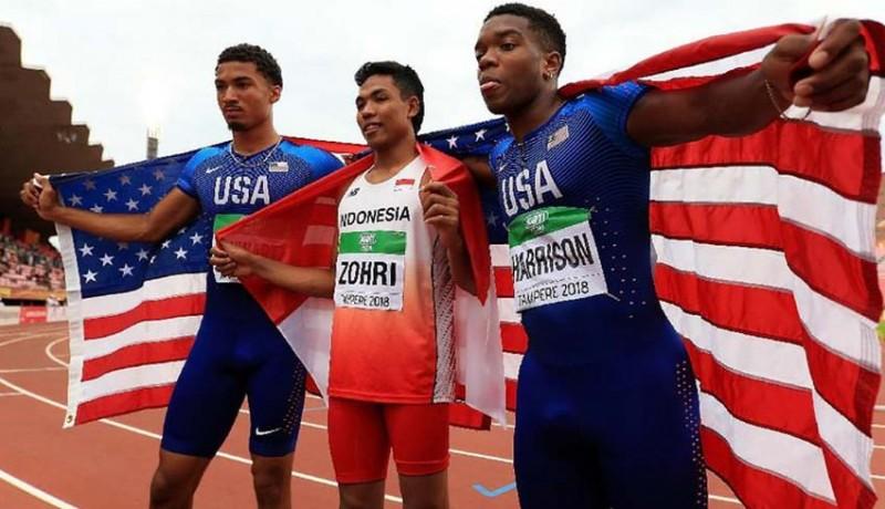 www.nusabali.com-sprinter-indonesia-sabet-gelar-juara-dunia