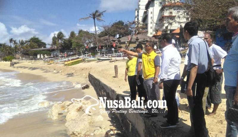 www.nusabali.com-pasir-disedot-abrasi-di-sawangan-kian-parah