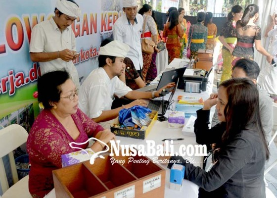 Nusabali.com - job-fair-sediakan-3069-lowongan-kerja