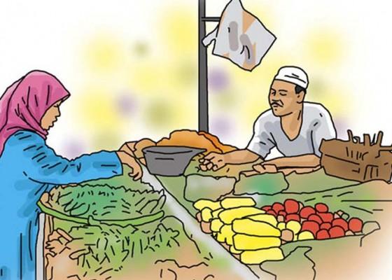 Nusabali.com - blok-ii-pasar-anyar-digelontor-rp-516-juta-dari-swadaya-pedagang
