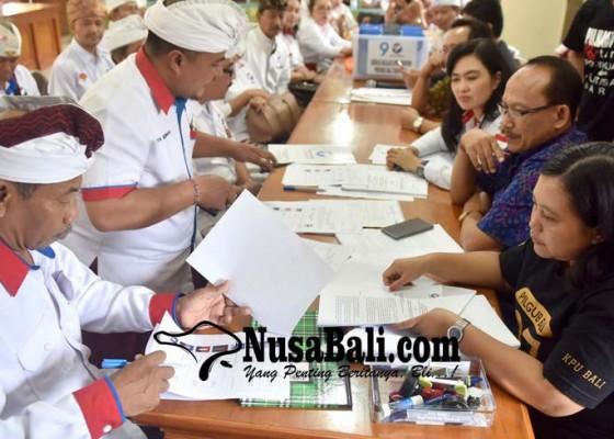Nusabali.com - perindo-paling-awal-mendaftarkan-caleg