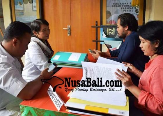 Nusabali.com - gerindra-paling-awal-di-klungkung