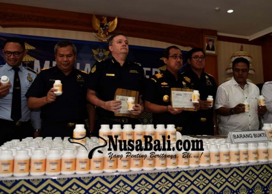 Nusabali.com - bc-ngurah-rai-amankan-138-kg-bahan-shabu-shabu