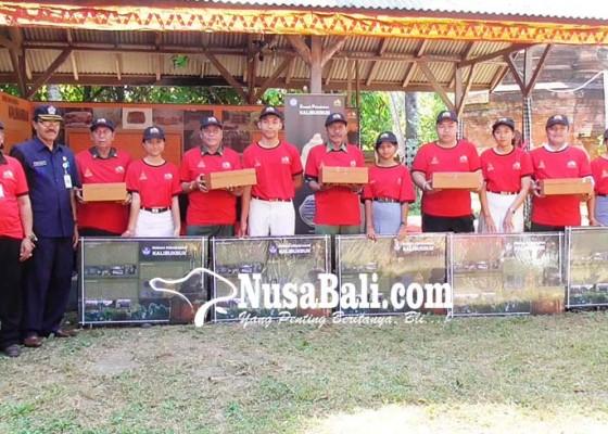 Nusabali.com - balai-arkeologi-bagi-alat-peraga-untuk-smasmk