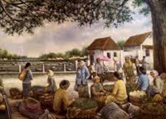 Nusabali.com - pasar-desa-catur-akan-dibangun-ulang