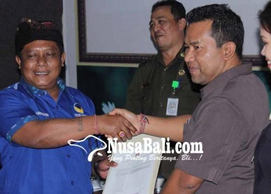 Nusabali.com - pileg-2019-nasdem-karangasem-target-menang