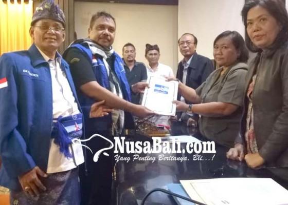 Nusabali.com - tak-becus-susun-caleg-ketua-dpc-demokrat-dicopot