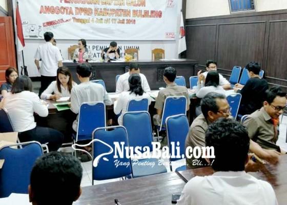Nusabali.com - sejumlah-parpol-tak-daftarkan-caleg-ke-kpu