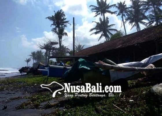 Nusabali.com - nelayan-tabanan-tak-berani-melaut