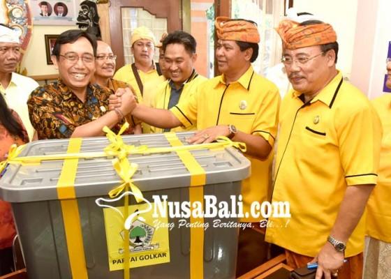 Nusabali.com - sudikerta-geredeg-maju-senayan