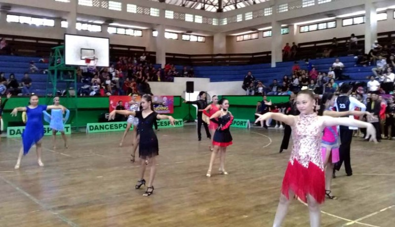 www.nusabali.com-kejurda-dancesport-perebutkan-31-emas