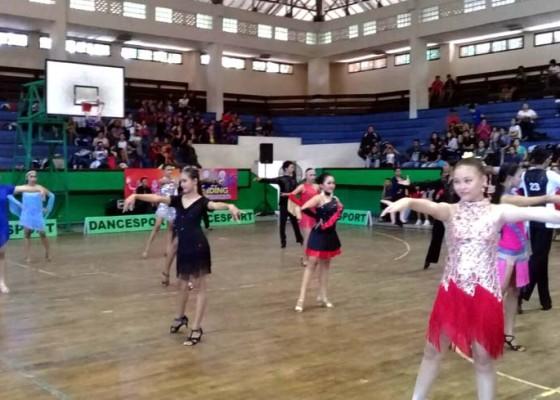 Nusabali.com - kejurda-dancesport-perebutkan-31-emas