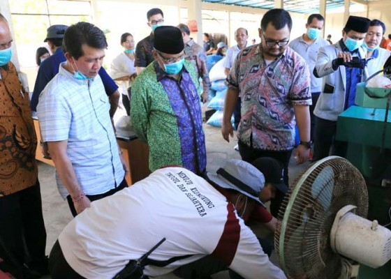 Nusabali.com - pbnu-apresiasi-toss-klungkung