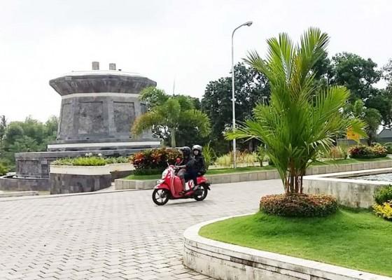 Nusabali.com - pembanguan-rth-bung-karno-tahap-iii-masuk-lelang