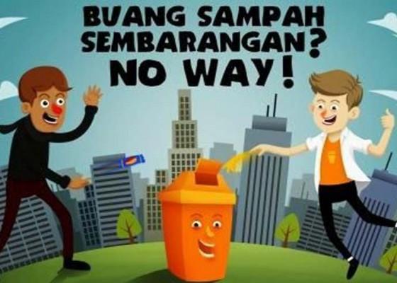 Nusabali.com - sembarangan-buang-sampah-didenda-rp-25-juta