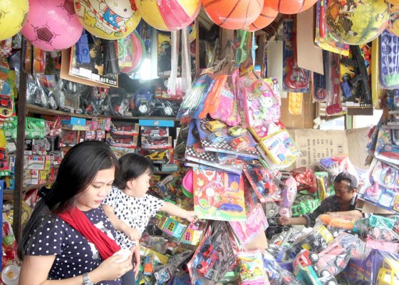 Nusabali.com - dominasi-mainan-impor