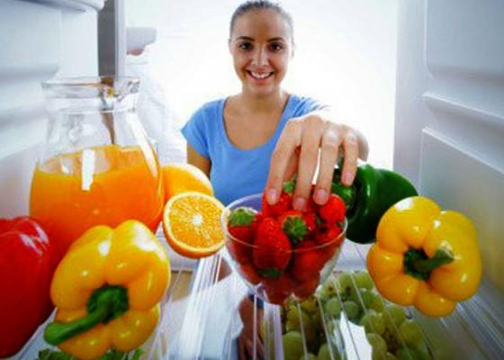 Nusabali.com - kesehatan-menyimpan-buah-dan-sayur