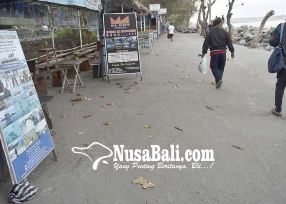Nusabali.com - penyeberangan-sanur-kembali-ditutup