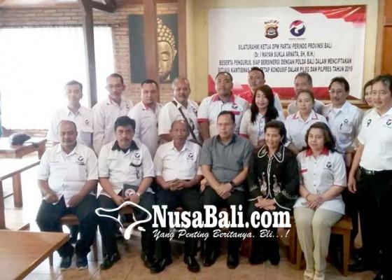 Nusabali.com - perindo-siap-kawal-pemilu-2019-berjalan-damai