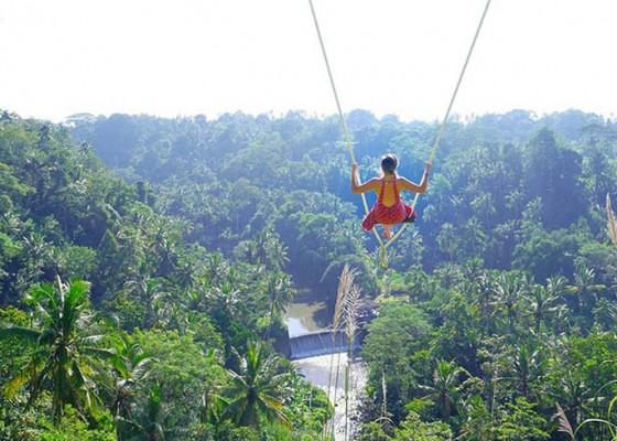 Nusabali.com - objek-wisata-swing-terancam-ditutup