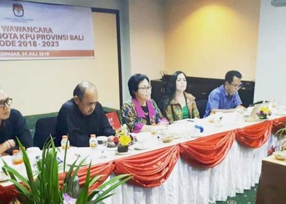 Nusabali.com - timsel-umumkan-10-calon-anggota-kpu-bali